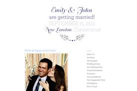 wedding site wedding websites why you need one karli weddings