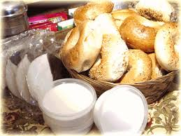 overnight gift baskets ny bagels and bialys buns and custom gift baskets like this