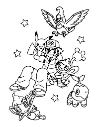 awesome site for printable pokemon coloring pages kids