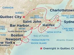 map canada east coast expo cruises 2016 alaska hawaii bermuda destinations