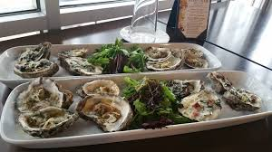 martini oyster a taste of home serving up local and regional fare at the wharf
