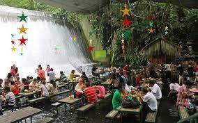 Villa Escudero Waterfalls Restaurant 4 Global Dining Experiences You Must Try Ebony