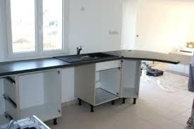 table de cuisine avec plan de travail pied plan de travail cuisine plan de travail cuisine pied de table