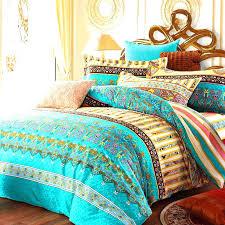 Bohemian Style Comforters Bohemian Style Beddings Fadfay Bohemian Style Duvet Covers Boho