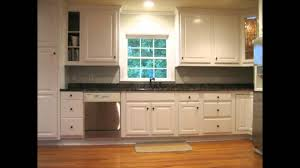 Unfinished Discount Kitchen Cabinets Mdf Prestige Plain Door Walnut Low Cost Kitchen Cabinets