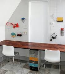 bureau deux personnes designs uniques de bureau suspendu archzine fr