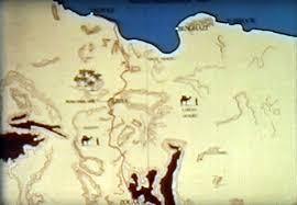Chad Map Chad Sahara Overland