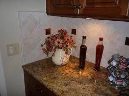 Best Kitchen Ideas Images On Pinterest Kitchen Ideas - Travertine mosaic tile backsplash