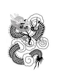 power symbol chinese dragon worksheets dragons