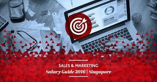 sales u0026 marketing 2016 salary guide