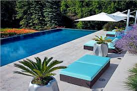 Pool And Patio Decor Modern Outdoor Patio Pool Furniture Home Furniture