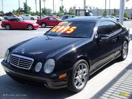 2001 Benz 2001 Black Mercedes Benz Clk 55 Amg Coupe 11327279 Gtcarlot Com