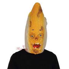 Corn Halloween Costume Halloween Corn Mask Ebay