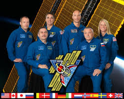 soyuz tma 08m crew ready for rapid trek to space station