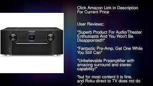home theater preamp processor marantz av8801 11 2 channel home theater pre amplifier processor