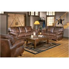 enchanting rustic leather living room furniture and best 25