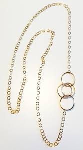 small chain necklace images 14k gold fill shooting star necklace with small chain english norman JPG
