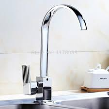 Polished Brass Kitchen Faucets by Online Get Cheap Flat Kitchen Faucet Aliexpress Com Alibaba Group