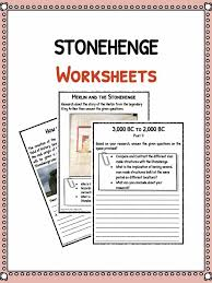 stonehenge facts u0026 worksheets teacher resources