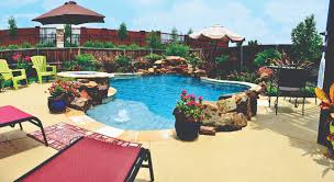 pools with waterfalls premier pools u0026 spas