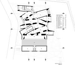 Living Room Architecture Drawing Gallery Of Ordos 100 7 Mos Architects 31 Ground Floor