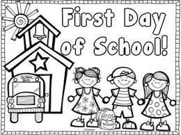 Preschool Coloring Pages School | back to school coloring page freebie teacherspayteachers com