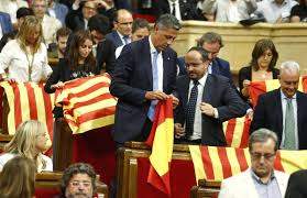 spain u0027s catalonia region officially sets independence vote for oct