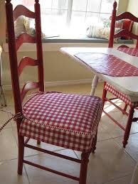 Shabby Chic Chair Pads by The Seat Of Kitchen Chair Cushions U2014 Decor Trends Making The