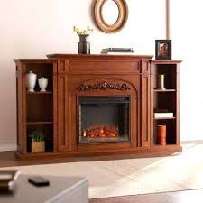 Corner Tv Stands With Fireplace - oak electric fireplace uk with mantel corner tv stand autumn