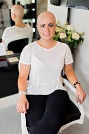 why did penny cut her hair brave hair loss sufferer shares her story