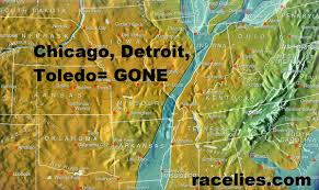 Future Map Of North America by Race Lies Inside Thugs Climate Change One Of The Main Reasons
