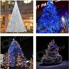 Solar Powered Christmas Tree Lights by Liweek 0 4w 10lm 100 Led Rgb Solar Powered Xmas Party Indoor