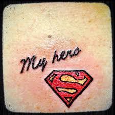 tattoo my logo 24 best purple surerman tattoes images on pinterest superman logo