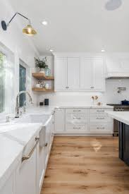 modern farmhouse kitchen cabinets white 75 beautiful farmhouse kitchen design ideas pictures houzz