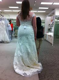 do you think a curvy can wear a dress like this weddingbee