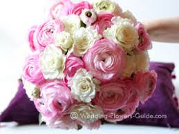 ranunculus bouquet pink ranunculus wedding bouquet
