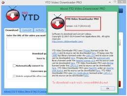 youtube downloader free software for downloading videos youtube video downloader ytd 4 8 7 pro crack is here mhktricks