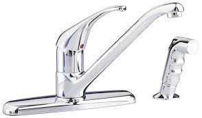 Kitchen Faucet Images American Standard 4205 001 002 Reliant Single Control Kitchen