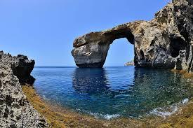 Azure Window Malta U0027s Beloved Azure Window Arch Collapses Into The Sea Metro News