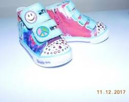size 5 light up shoes sketchers girls twinkle toes multicolor light up shoes size 5 ebay
