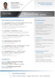 cv design gratuit a telecharger modèle cv word journaliste lettre de motivation