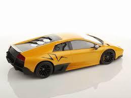 Lamborghini Murcielago Old - lamborghini murcièlago lp670 4 sv fixed wing 1 18 mr collection