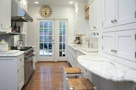 ideas for a galley kitchen gallery kitchen design galley kitchen designs with island thelodge