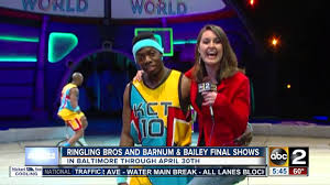ringling bros and barnum bailey circus brings shows to