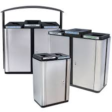 Canopy Trash Can by Stainless Steel Trash Can Kitchen Trash Can Excell Trashcan