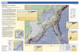 Usgs Real Time Earthquake Map Class Earthjay Science