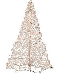 here s a great price on 5 white wire crab pot tree with 350 clear