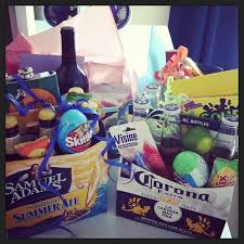 Junk Food Gift Baskets 32 Homemade Gift Basket Ideas For Men Easter Baskets Easter And