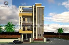 House Elevation Building Design Front Elevation Design House Map Building Design