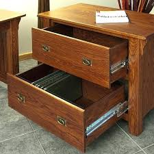 Lateral File Cabinet Plans Enchanting 2 Drawer Wood File Cabinet Choosepeace Me